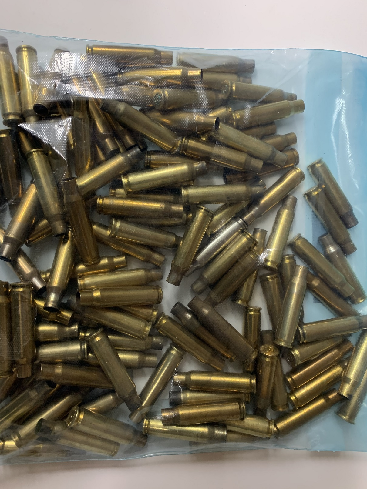 308 Win Range Brass Mixed HS