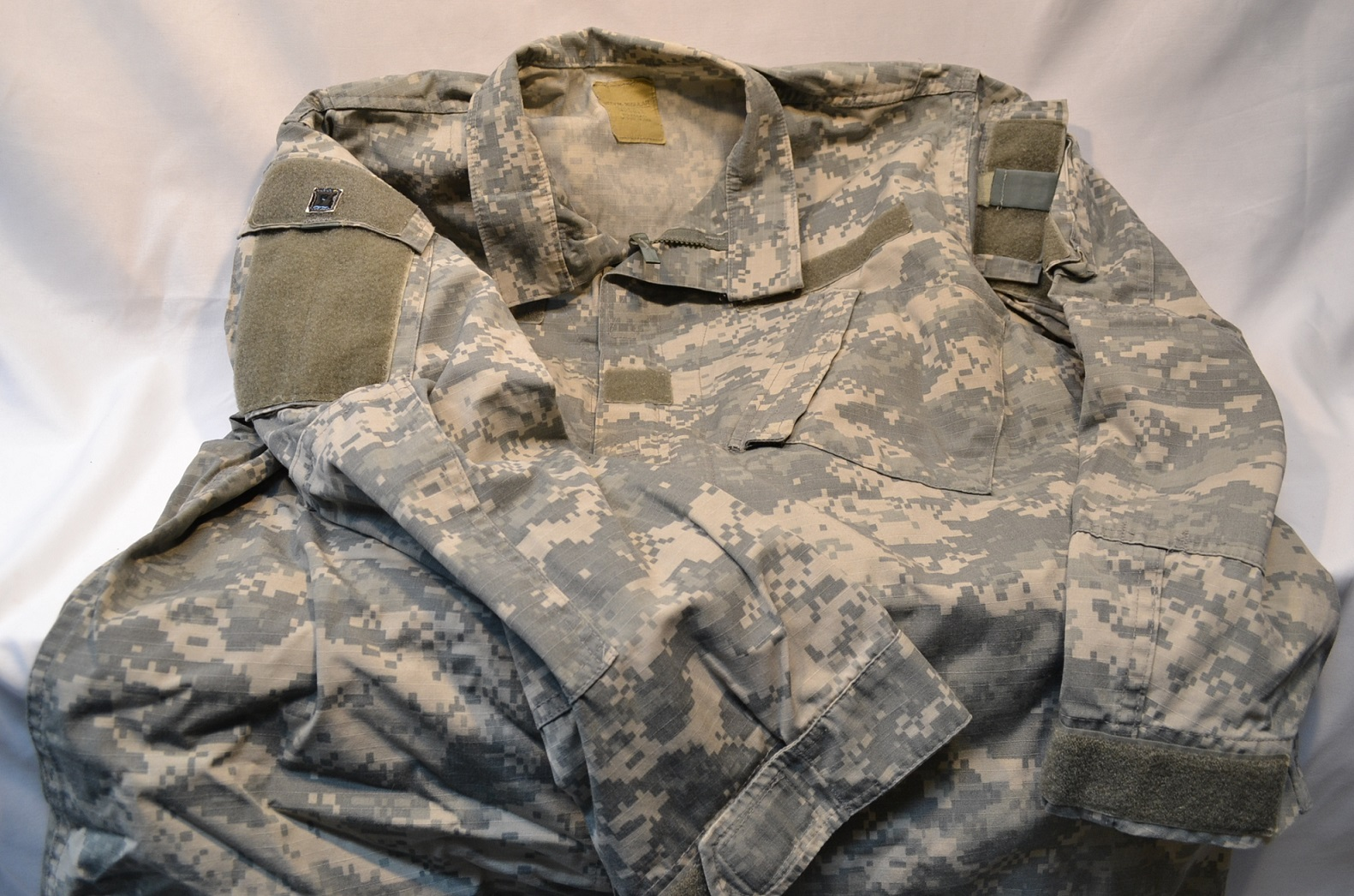 Airforce Issue ACU Digital Camo Blouse (TOP)-Used