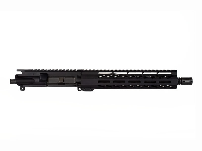 10″ barreled Upper with 10 inch M-LOK Rail