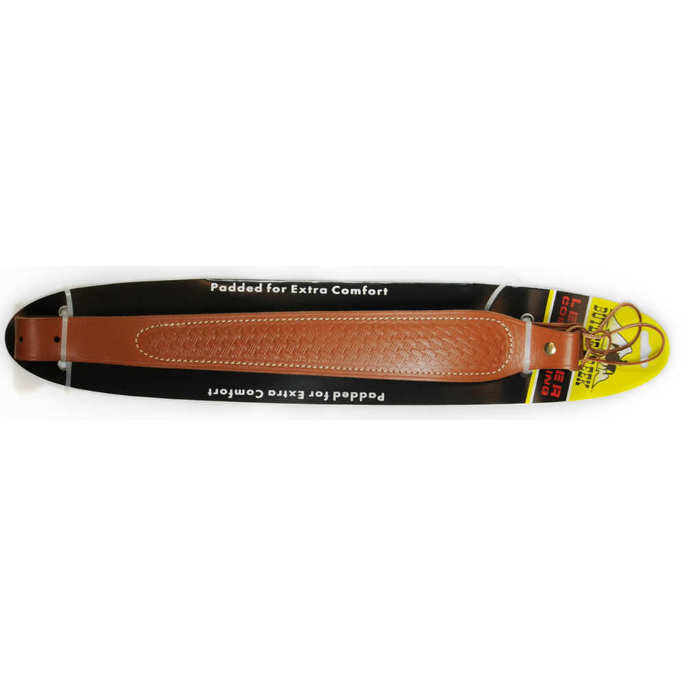 butler creek - Cobra Sling - 1X36IN BW LEATHER COBRA SLING for sale