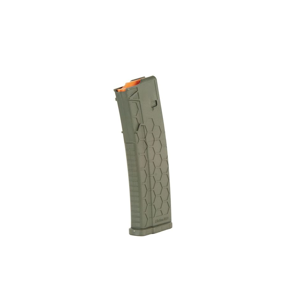 hexmag - Series 2 - .223 REM | 5.56 NATO MAGS ONLY - AR15 5.56 10/30 10RD MAGAZINE OD GREEN for sale