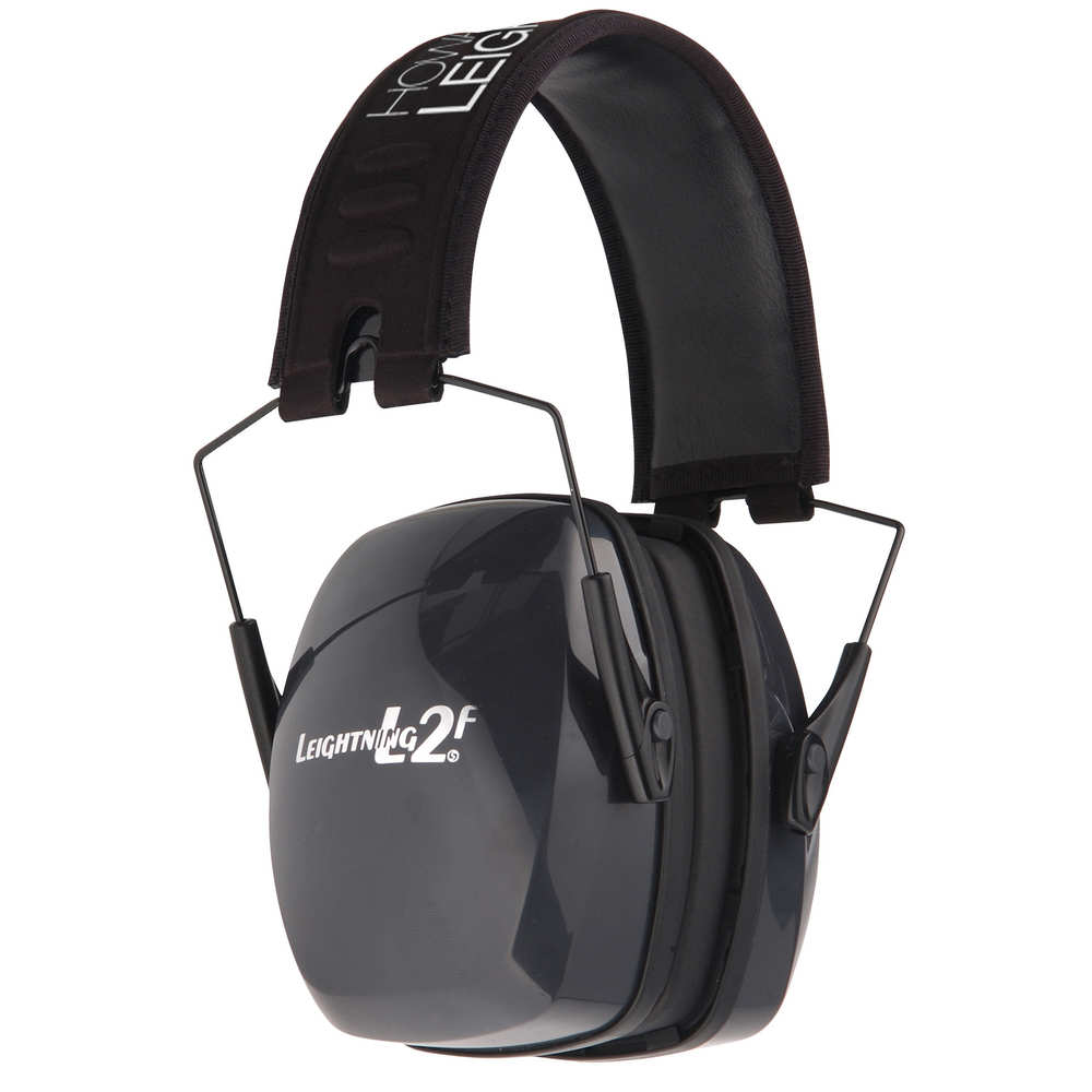 howard leight - Leightning - LEIGHTNING L2F BLK FLDNG EARMUFF NRR 27 for sale