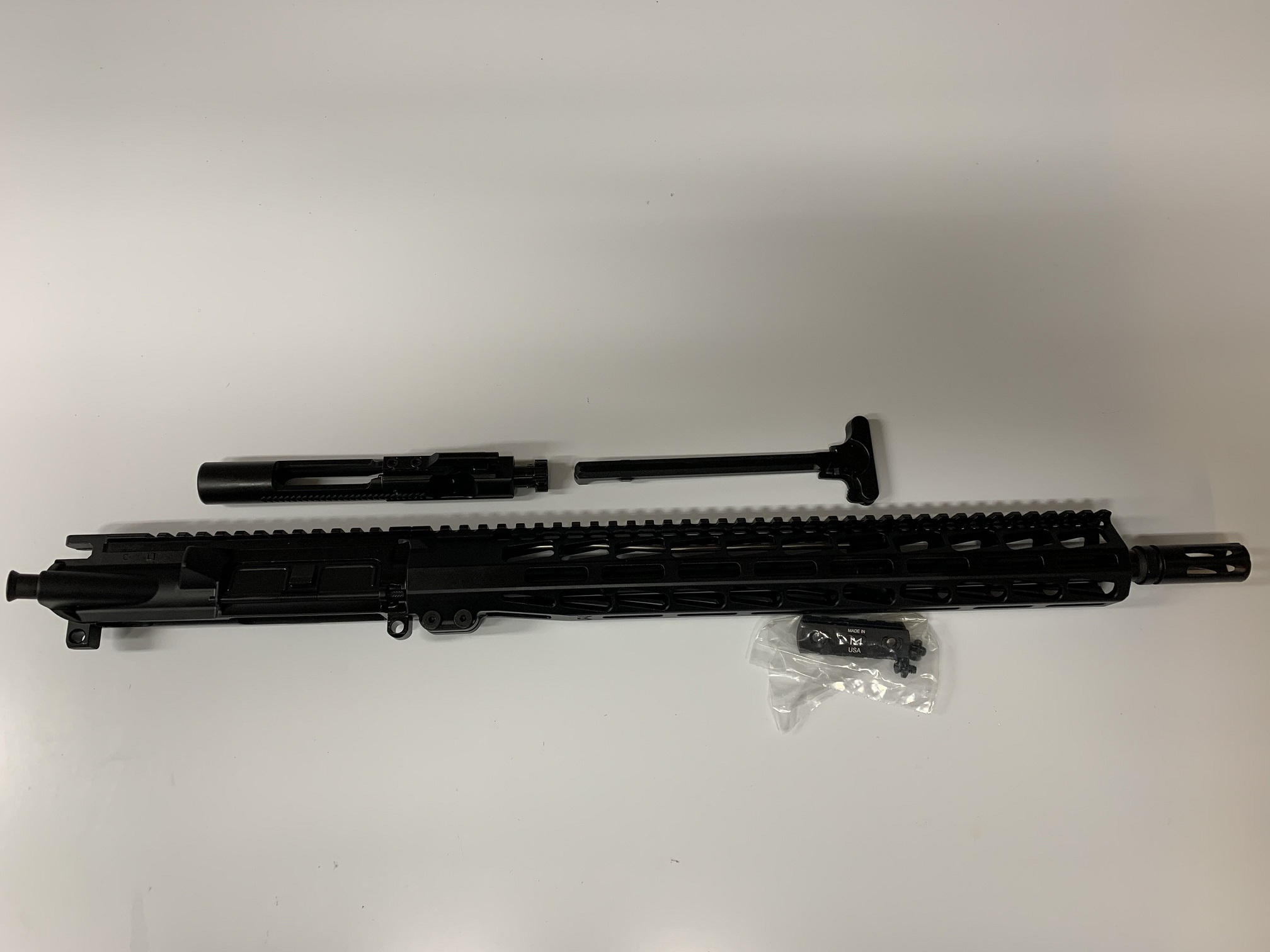 AR-15 16 Barreled Upper Complete w/BCG & CH