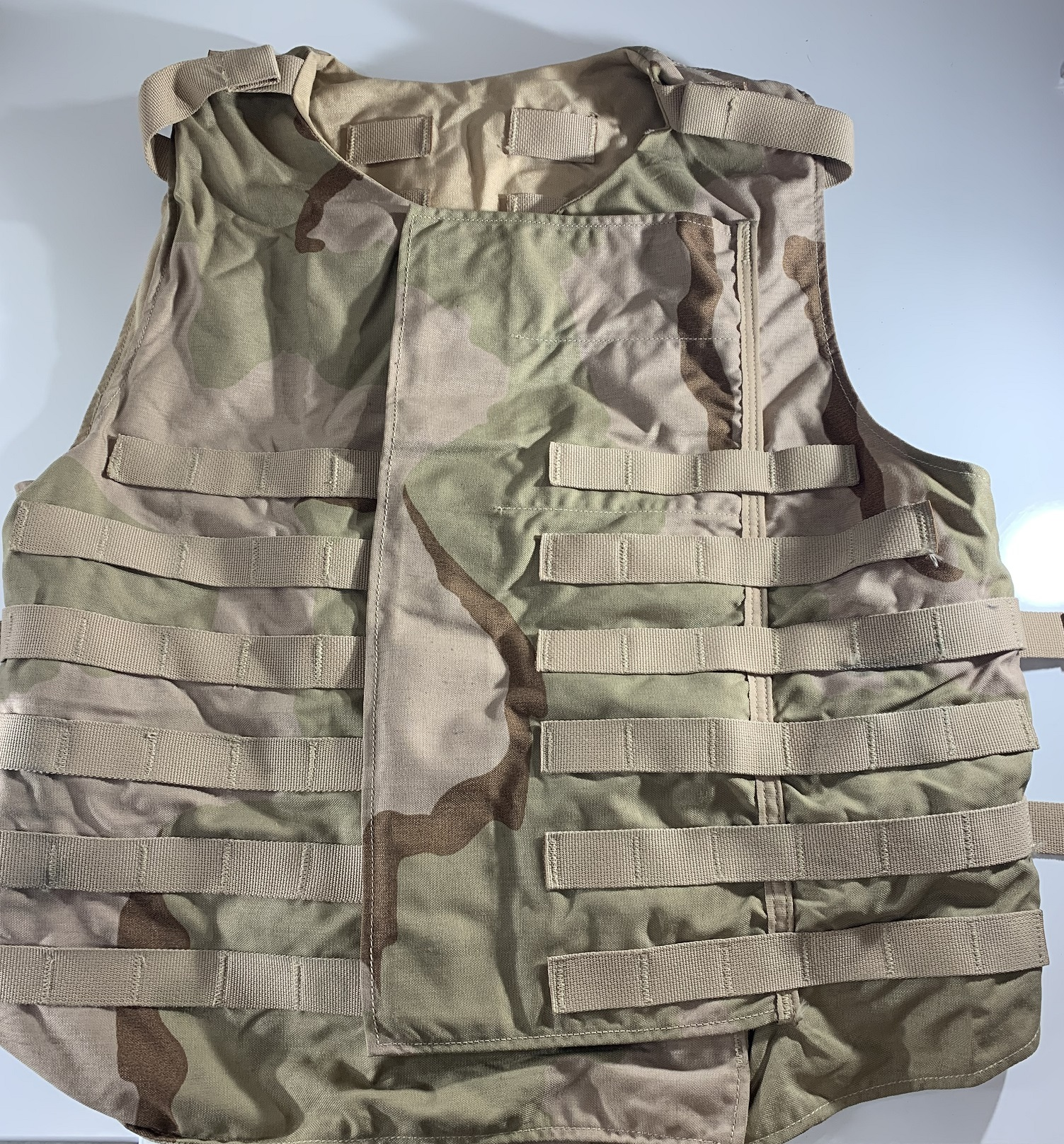 Point Blank Interceptor Plate Carrier Size Large DCU OTV