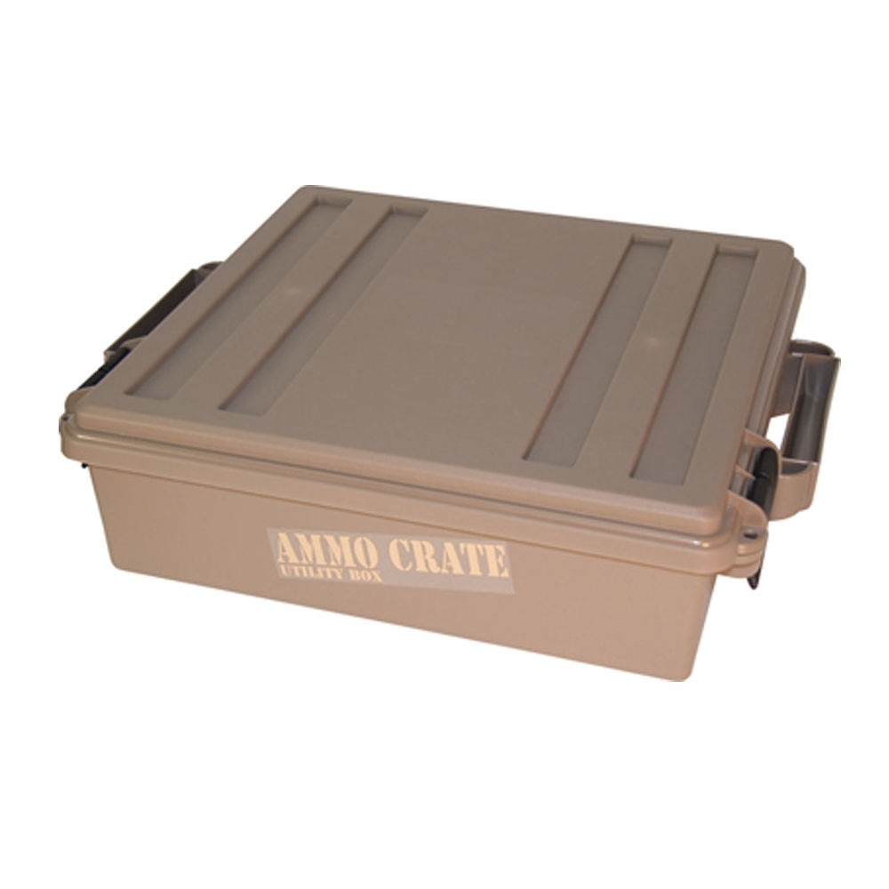 mtm case-gard - ACR572 - AMMO CRATE 4.5 DEEP DK EARTH for sale