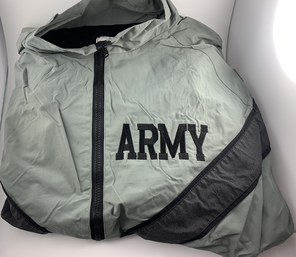 Military Issued ARMY PT Jacket Size Med Reg
