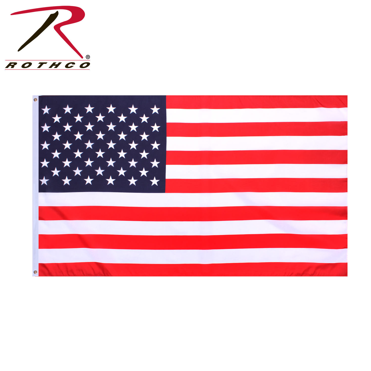 U.S. Flag 3' x 5' with grommets