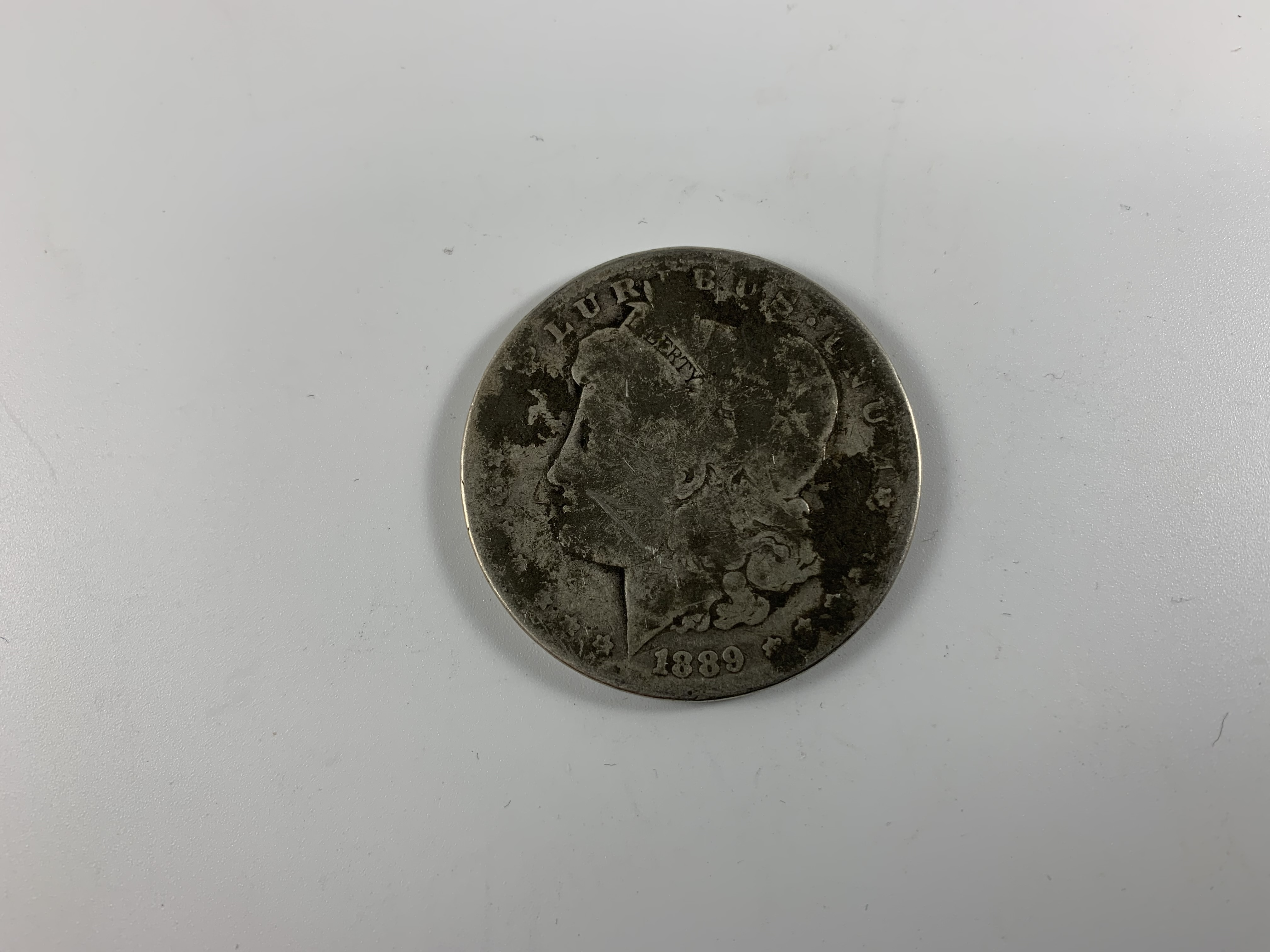 1889-O G (good) Morgan Silver Dollar